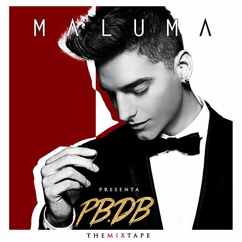 PB.DB. The Mixtape van Maluma