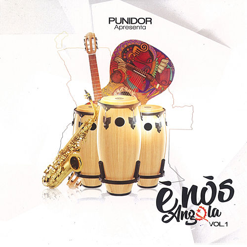 É Nós Angola by Various Artists