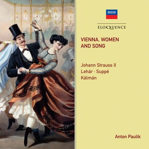 Vienna, Women and Song de Various Artists