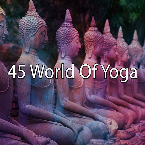 45 World of Yoga von Entspannungsmusik