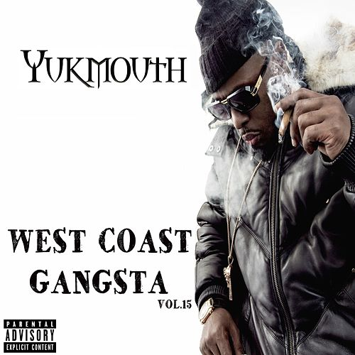 West Coast Gangsta, Vol. 15 von Various Artists