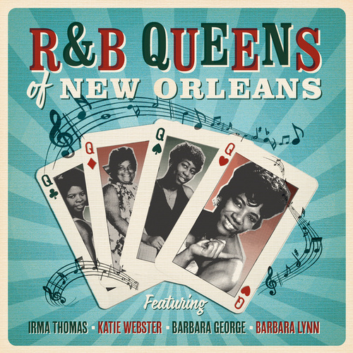 R&B Queens of New Orleans by Various Artists