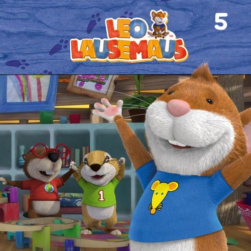 Leo Lausemaus: Folgen 37-44: Das ist lustig! von Leo Lausemaus