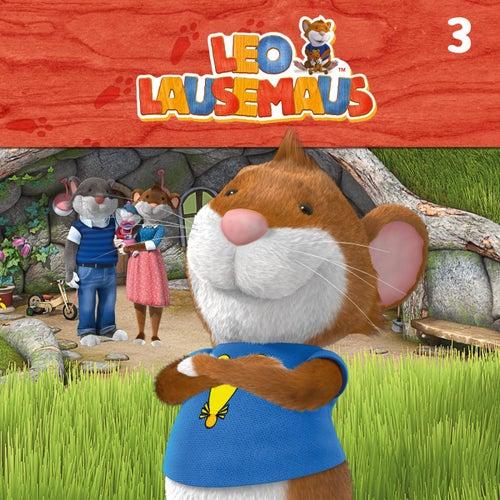 Leo Lausemaus: Folgen 19-27: Der Schnupfen von Leo Lausemaus