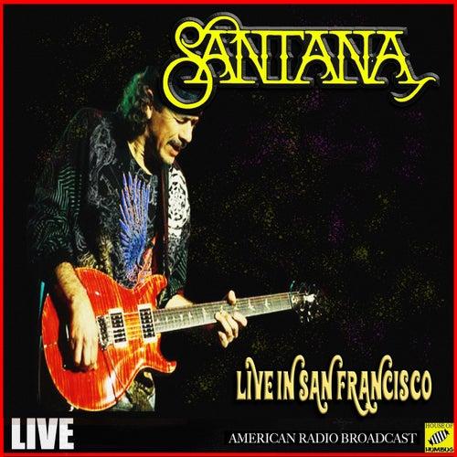 Santana Live in San Francisco (Live) de Santana