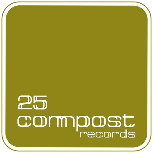 25 Compost Records de Various Artists
