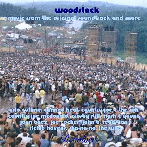 Woodstock: Music from the Original Soundtrack and More (Disc 1) de Various Artists