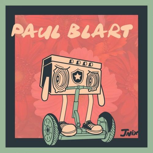 Paul Blart by J.Nix