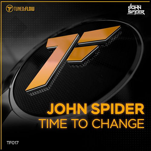Time to Change by John Spider