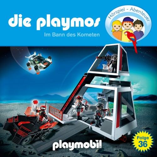Folge 36: Im Bann des Kometen (Das Original Playmobil Hörspiel) von Die Playmos