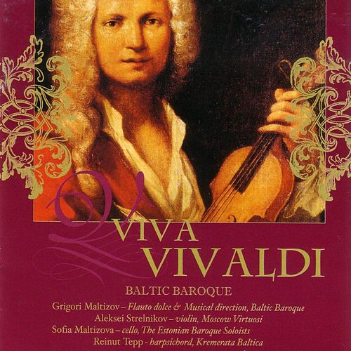 Viva Vivaldi from Baltic Baroque de Baltic Baroque