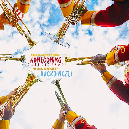 HomeComing the Beat Tape by Ducko McFli