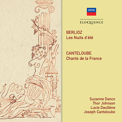 Chants de la France von Suzanne Danco