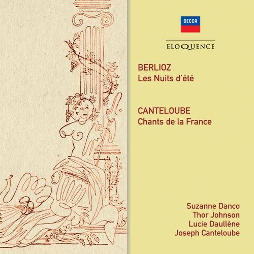 Chants de la France van Suzanne Danco