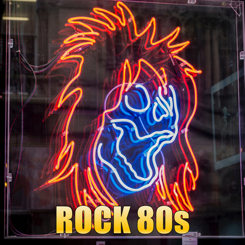 Rock 80s de Various Artists