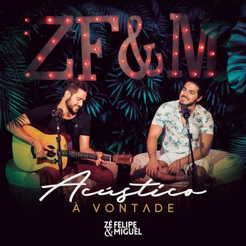 Acústico à Vontade (Ao Vivo) de Zé Felipe
