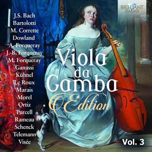 Viola da Gamba Edition, vol. 3 by Various Artists