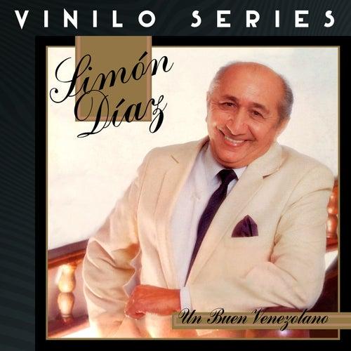 Vinilo Series: Un Buen Venezolano de Simón Díaz