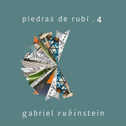 Piedras de Rubi 4 von Gabriel Rubinstein