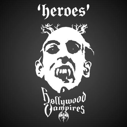 Heroes by Hollywood Vampires
