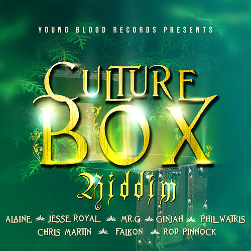 Culture Box Riddim von Various Artists