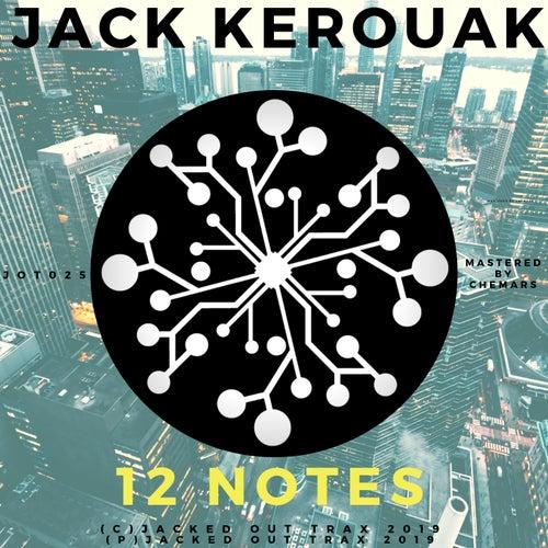 12 Notes - Single van Jack Kerouak