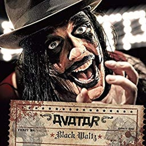 Black Waltz (Deluxe Edition) by Avatar