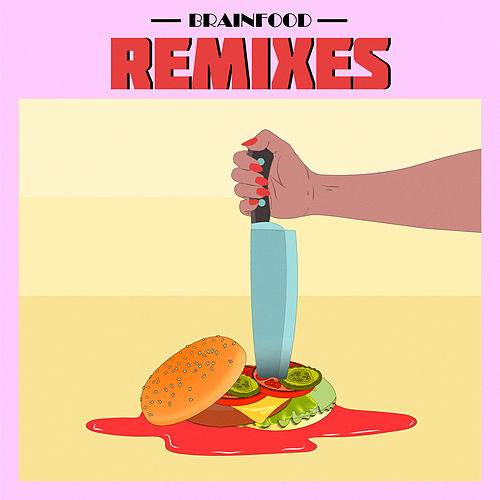 Brainfood Remixes by Bvrger