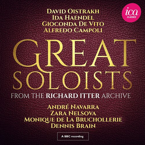 Great Soloists from the Richard Itter Archive by Various Artists