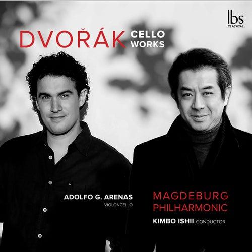 Dvořák: Works for Cello de Adolfo Gutiérrez Arenas