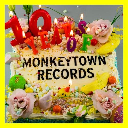 10 Years of Monkeytown von Various Artists
