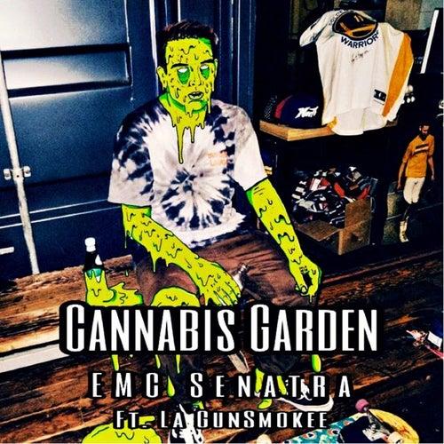 Cannabis Garden by Emc Senatra