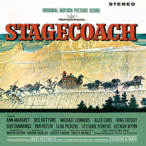 Stagecoach / The Heroes of Telemark (Original Motion Picture Soundtrack) by Jerry Goldsmith