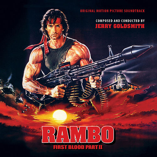 Rambo: First Blood, Pt. II di Jerry Goldsmith