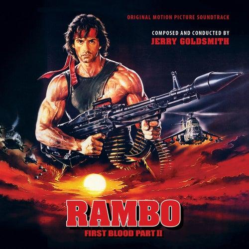 Rambo: First Blood, Pt. II di Jerry Goldsmith