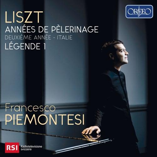 Liszt: Années de pèlerinage II, S.161 by Francesco Piemontesi