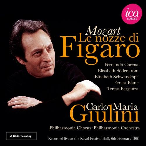 Mozart: Le nozze di Figaro, K. 492 (Live) von Various Artists