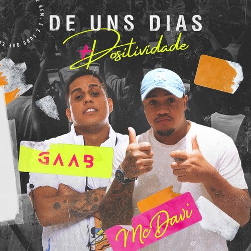De Uns Dias (Ao Vivo Em Salvador / 2019) de Gaab