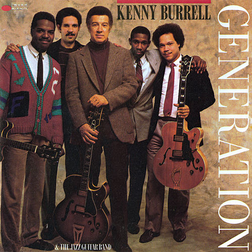 Generation (Live At The Village Vanguard, 1986) von Kenny Burrell