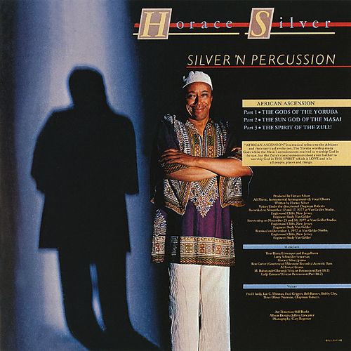 Silver 'N Percussion by Horace Silver