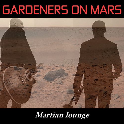 Martian Lounge by Gardeners on Mars
