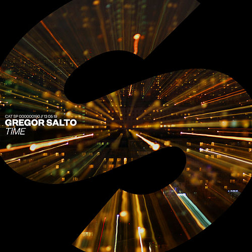 Time by Gregor Salto