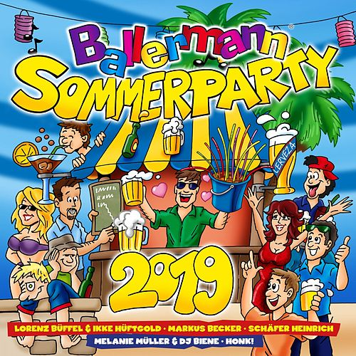 Ballermann Sommer Party 2019 de Various Artists