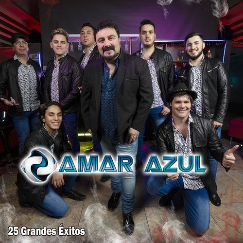 25 Grandes Éxitos by Amar Azul