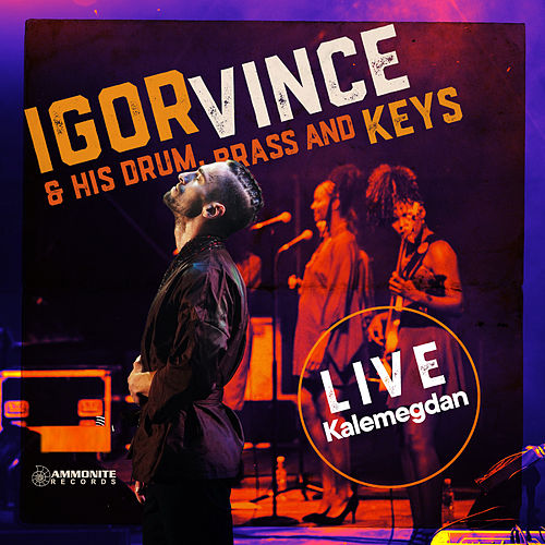 Igor Vince & His Drum, Brass And Keys Live at Kalemegdan (2019) by Igor Vince