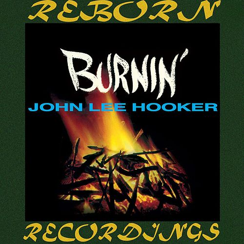 Burnin' (HD Remastered) de John Lee Hooker