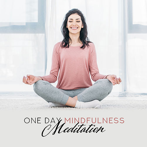One Day Mindfulness Meditation (Focus, Calm, Balance) de Various Artists