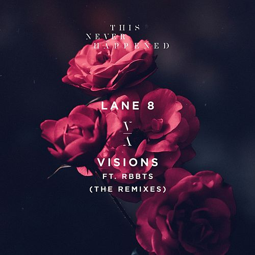 Visions (The Remixes) by Lane 8
