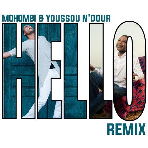 Hello (Remix) de Mohombi