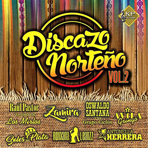 Discazo Norteño, Vol. 2 by Various Artists